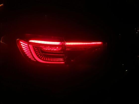 LED-Rückleuchten